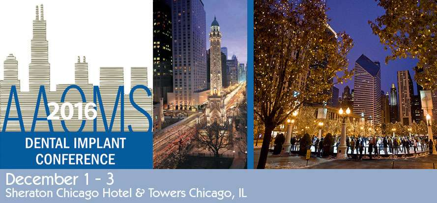 AAOMS 2016 Dental Implant Conference