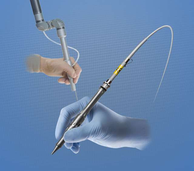 co2 surgical laser delivery system