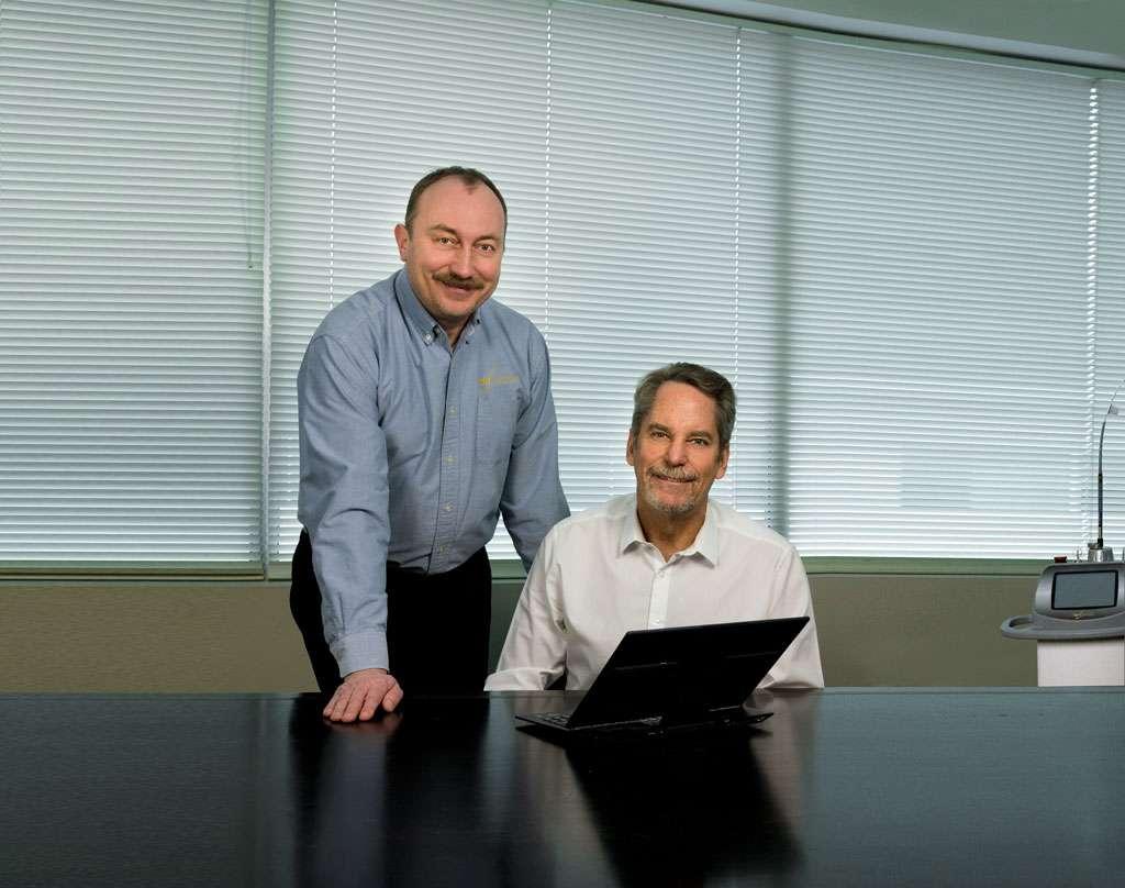 LightScalpel's founders