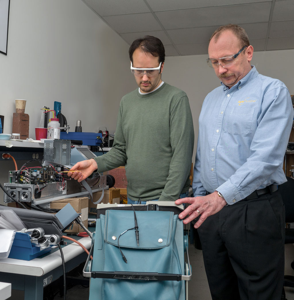 Surgical laser maintenance