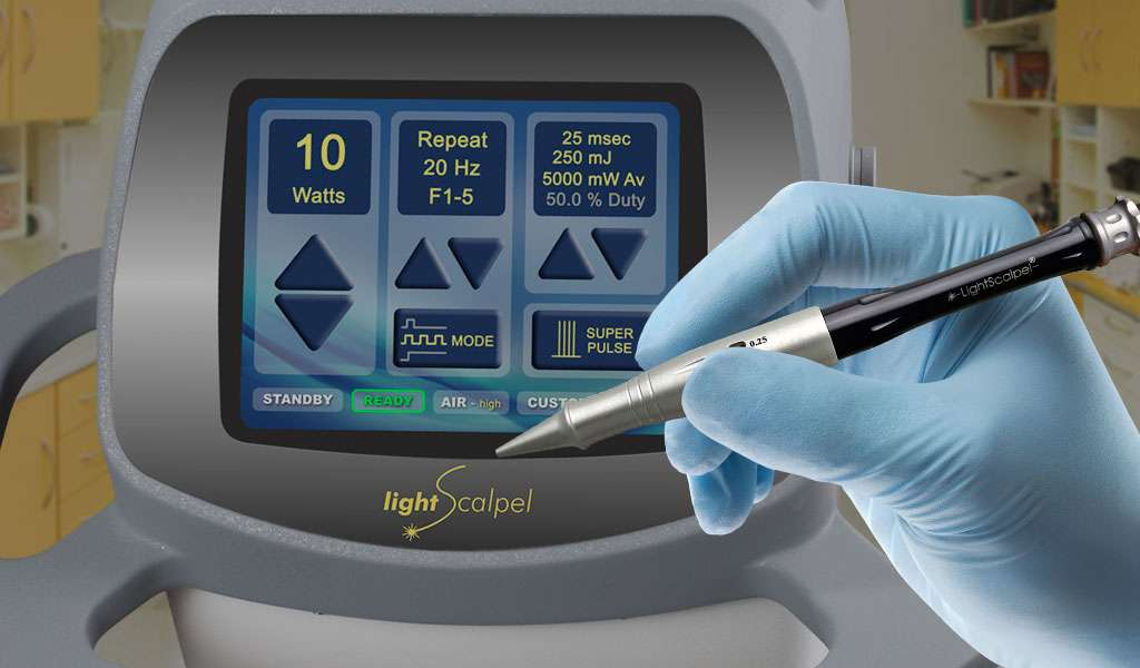 Surgical Laser Clinical Uses Dental Laser Surgery